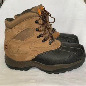 Men's Ozark Trail Eagle 10 Brown Boots~Size 12